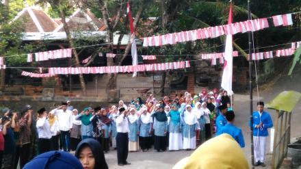 PERINGATAN HARI KEMERDEKAAN di Dusun Cengkehan Wuk